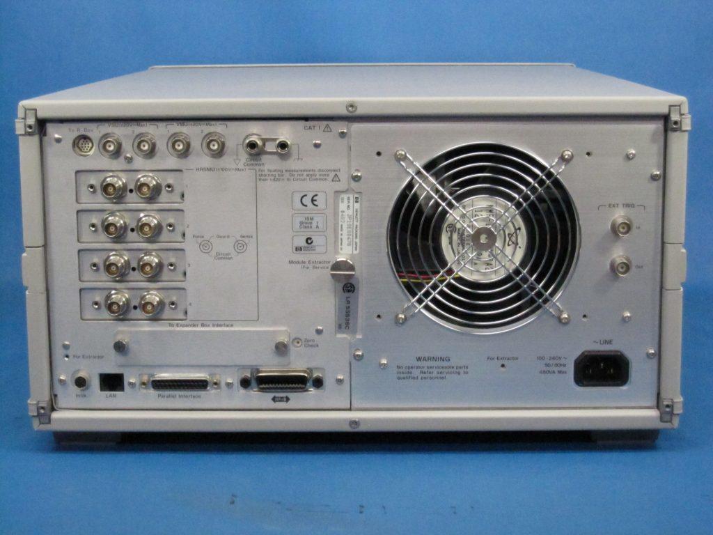 半導体パラメータ・アナライザ 4156B