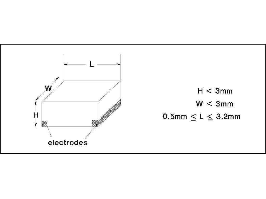 小側面電極SMDテスト・フィクスチャ 16193A