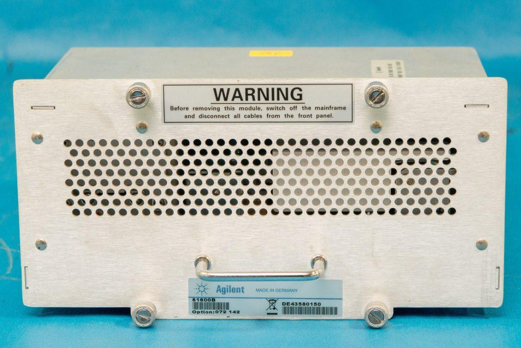 波長可変レーザー光源モジュール 81600B/072,130