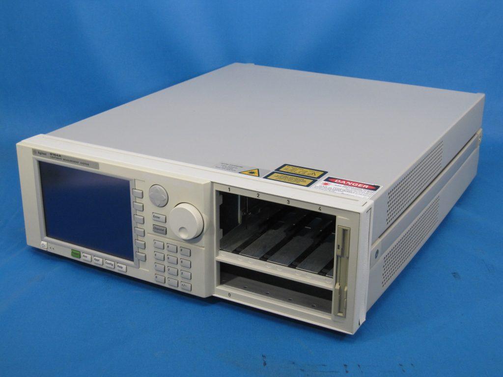ライトウェーブ・メジャメント・システム 8164A