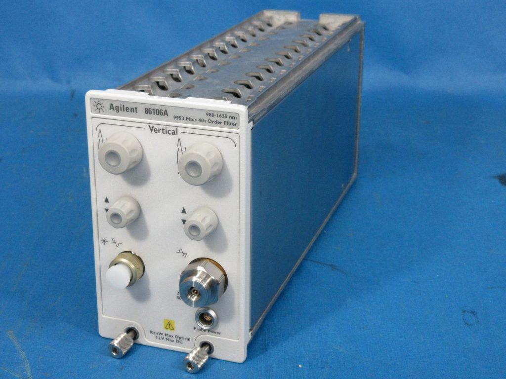 30GHz光/40GHz電気モジュール 86106A/101