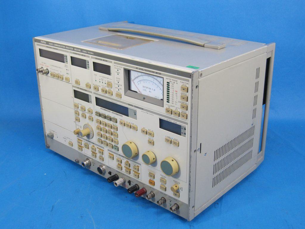 無線機テスタ MS555B/01,02,03