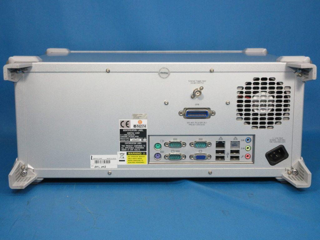 光スペクトラム・アナライザ MS9740A/001,002