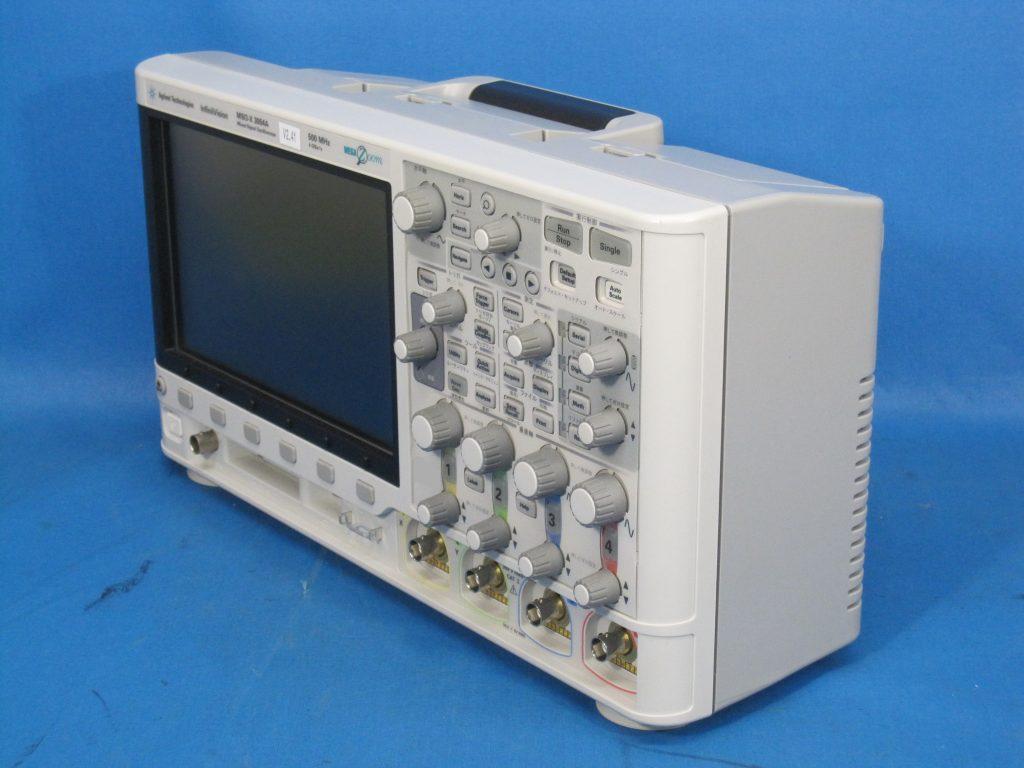 ミックスド・シグナル・オシロスコープ MSOX3054A/001,LMT,LSS,MAT,SGM