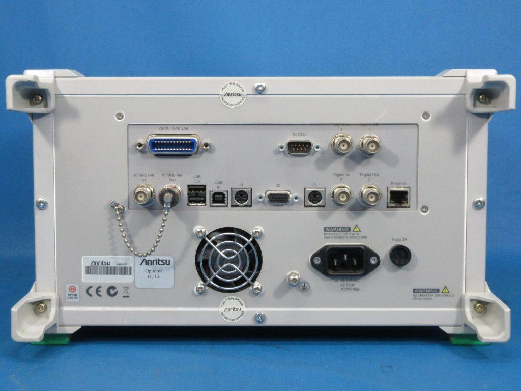 WLANテストセット MT8860B/11,13,50