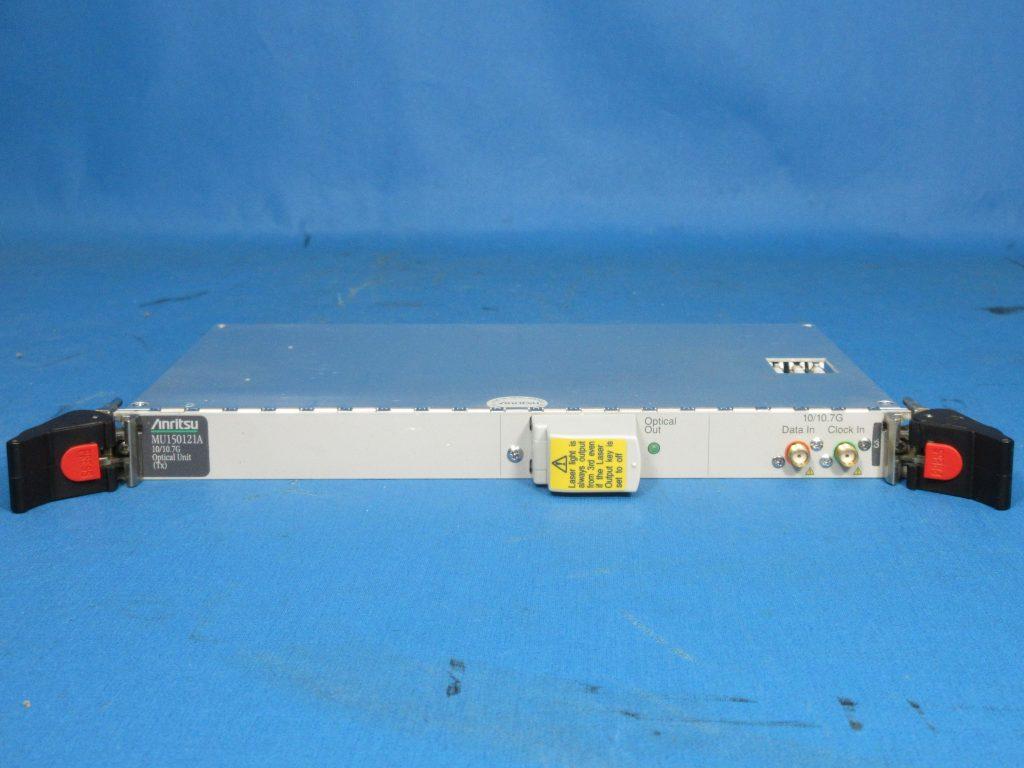 10/10.7G 送信オプティカルユニット MU150121A/03,04