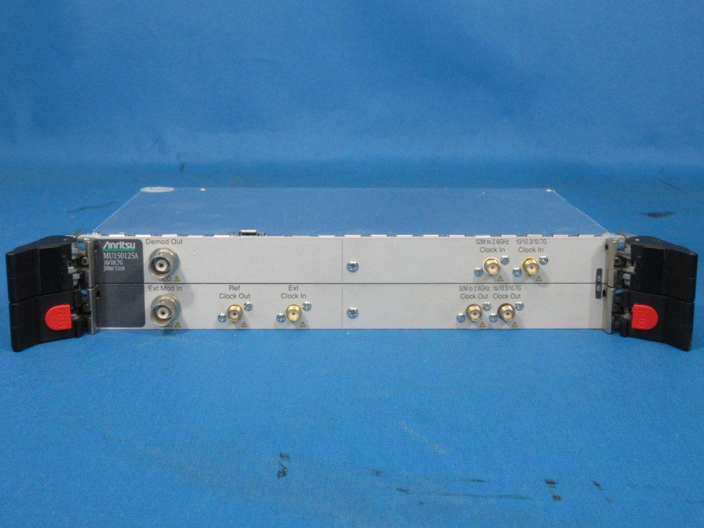 10/10.7G ジッタユニット MU150125A