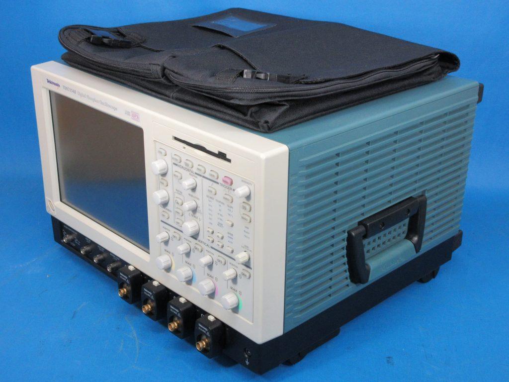 デジタル・フォスファ・オシロスコープ TDS7154B/5M