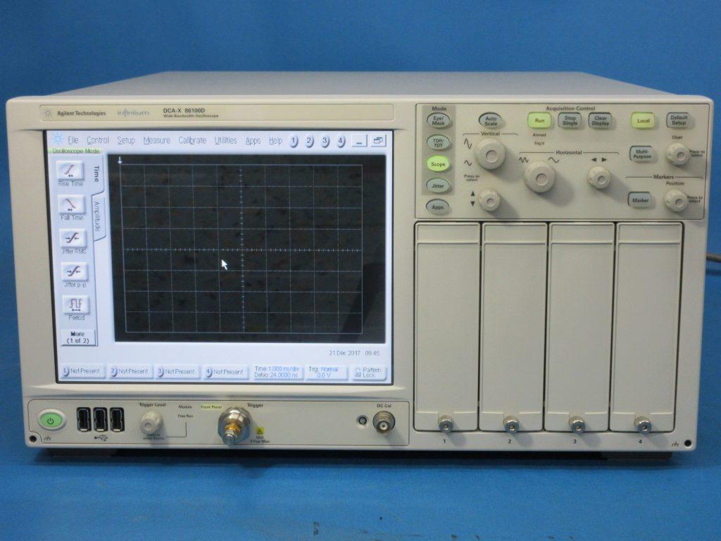 ディジタル・コミュニケーション・アナライザ 86100D/092,ETR,GPI