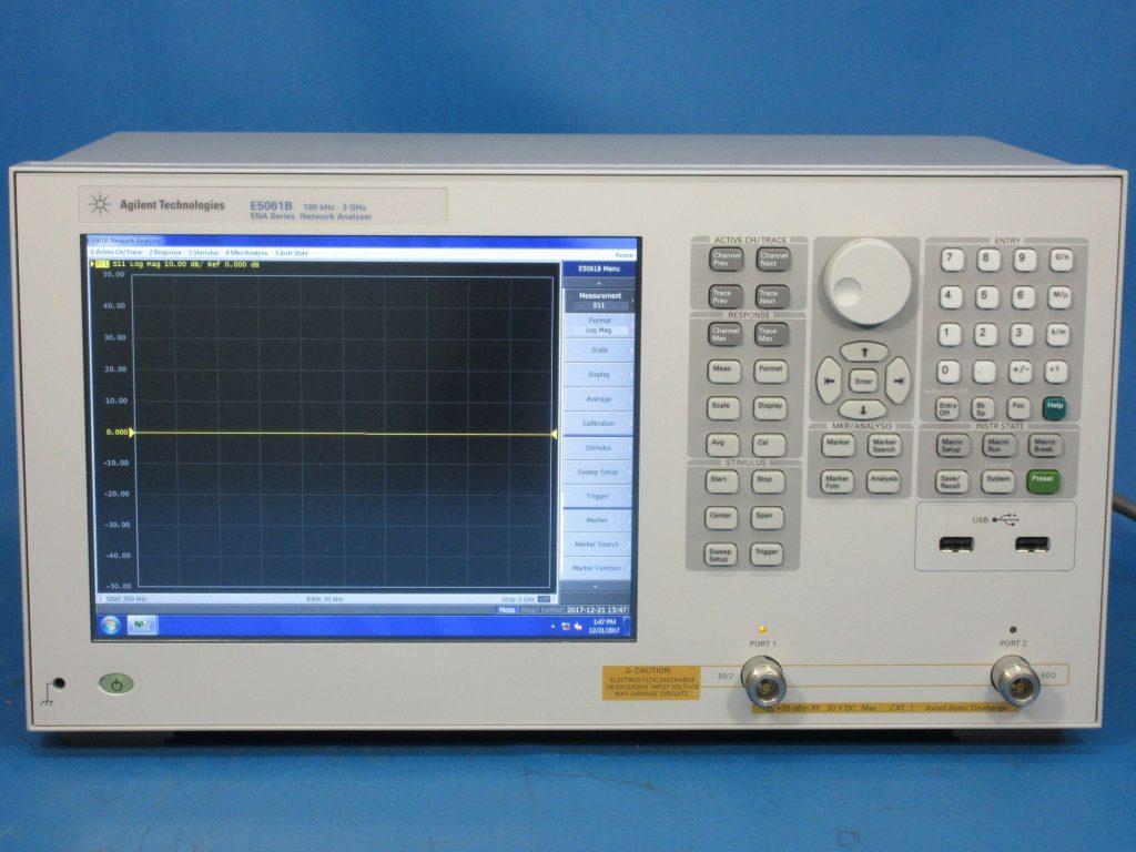 ENAシリーズ ネットワーク・アナライザ E5061B/020,235
