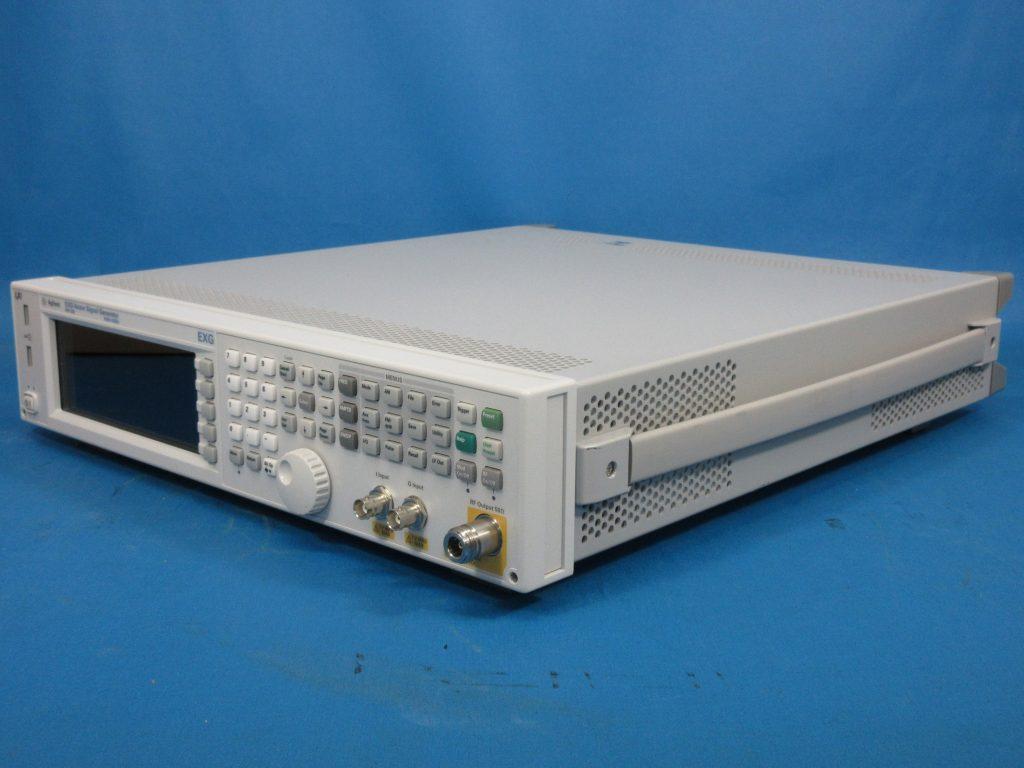 Xシリーズ RFベクトル信号発生器 N5172B/1EA,403,503,653,655,UNV,N7600B-3FP,EFP,FFP,QFP,N7624B-3FP,HFP,SFP