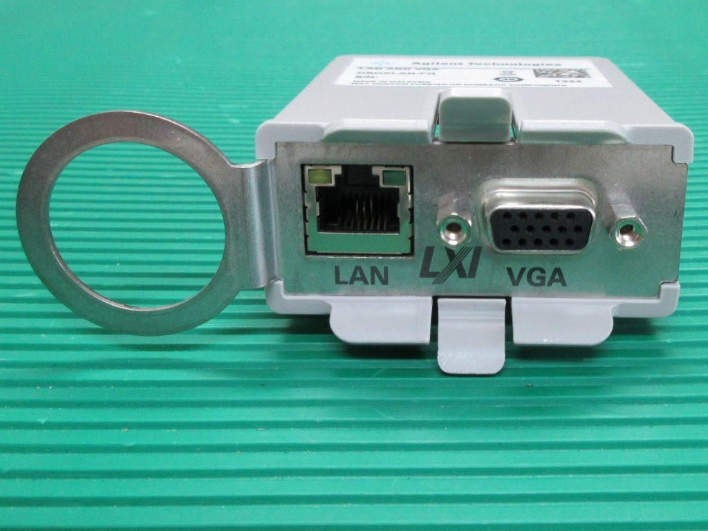 LAN/VGAモジュール DSOXLAN