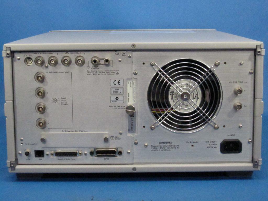 半導体パラメータ・アナライザ 4155C