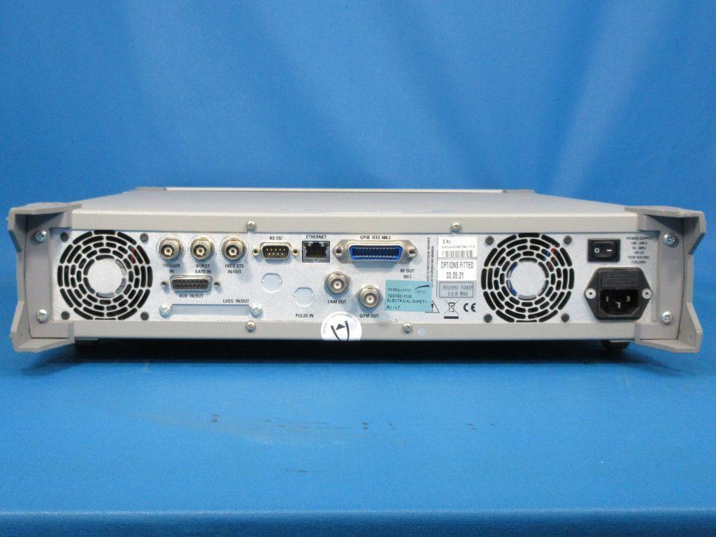 デジタルRFシグナル・ジェネレーター IFR3416/003,005,021