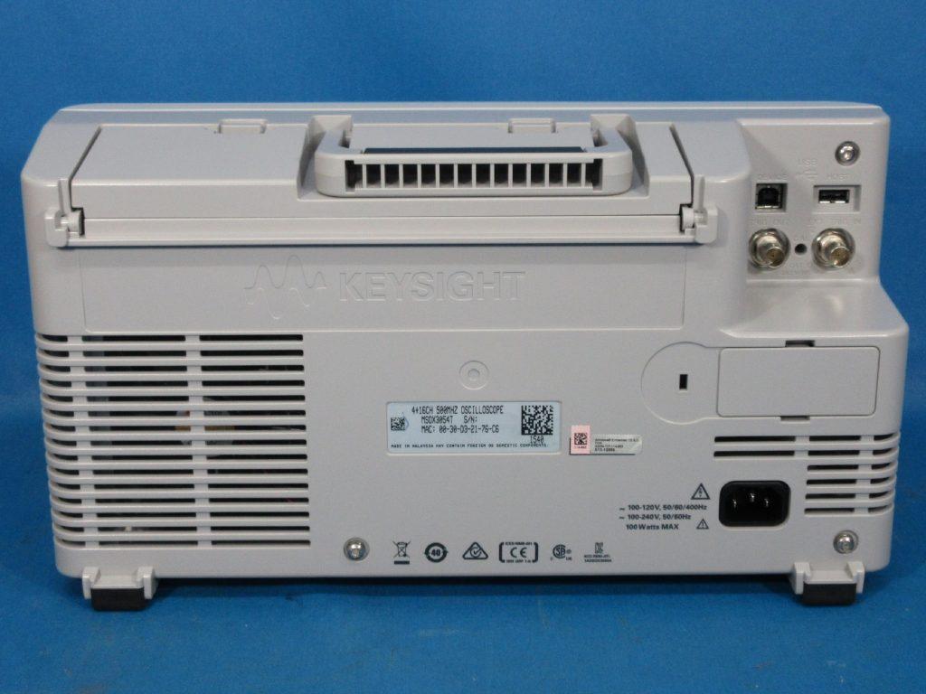 ミックスド・シグナル・オシロスコープ MSOX3054T