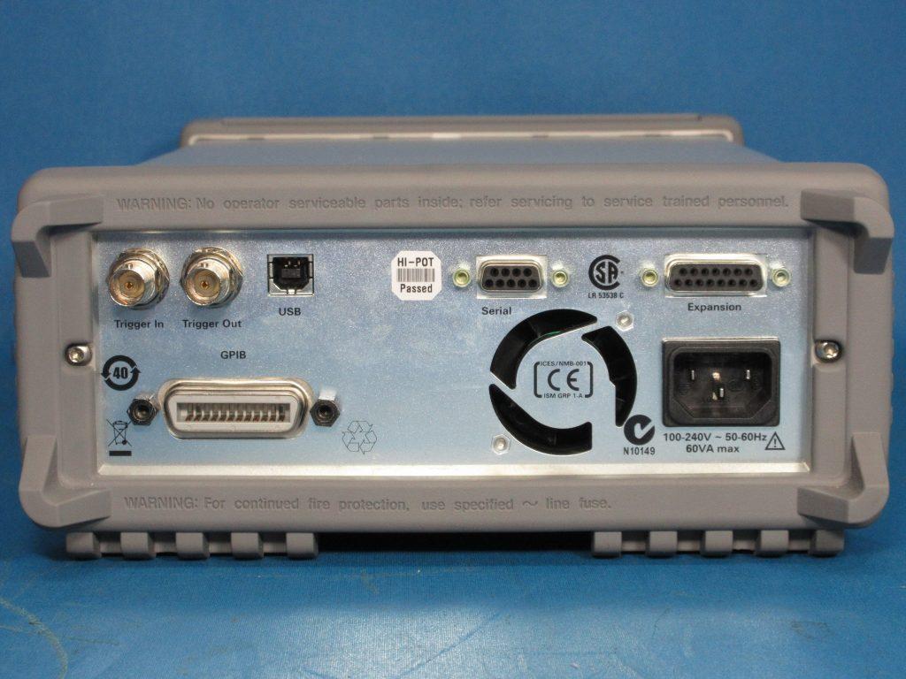 ポータブル光コンポーネント・アナライザ N7788B/022,032,500
