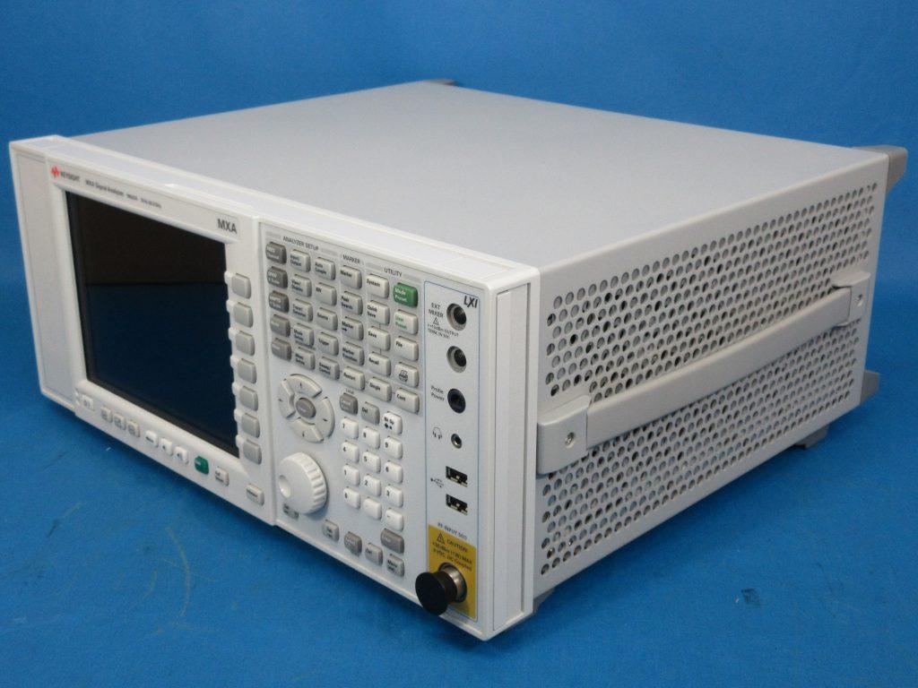 MXAシグナル・アナライザ N9020A/PC4,SSD,W7X,526,B25,EA3,EP2,P26,PFR,N9060B-2FP,N9068A-2FP,BFP