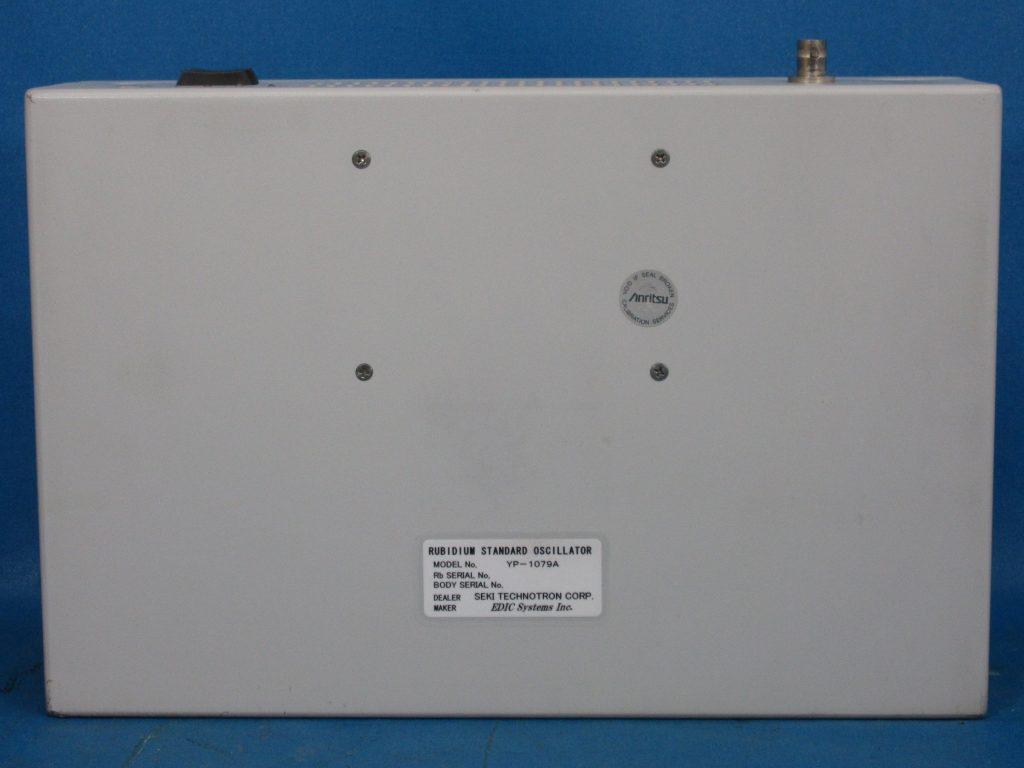 ルビジウム基準信号発生器 YP-1079A