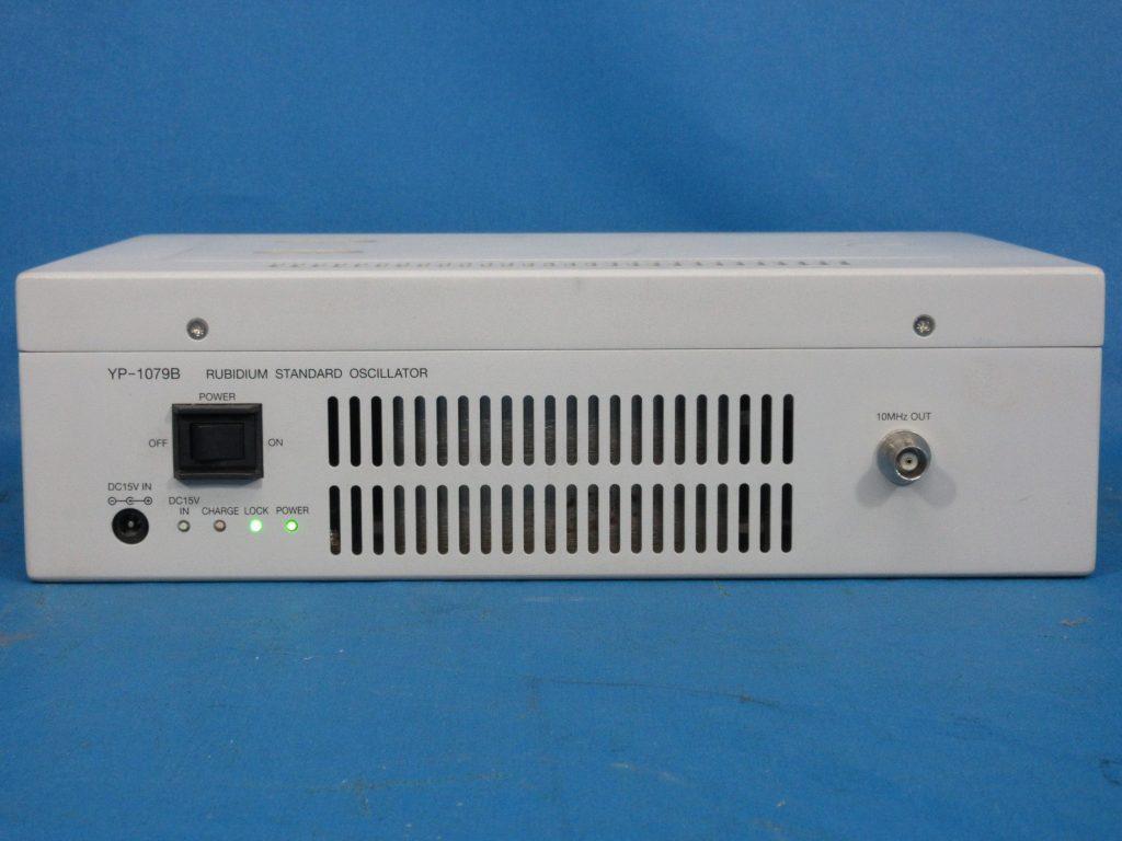 ルビジウム基準信号発生器 YP-1079B