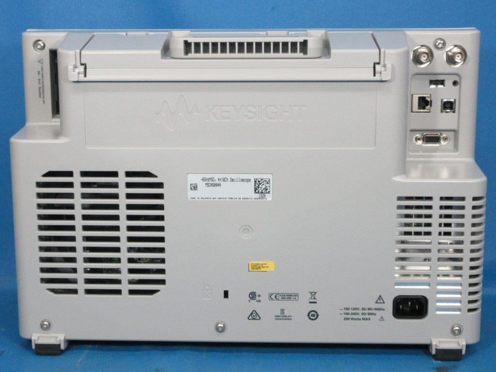ミックスド・シグナル・オシロスコープ MSOX6004A