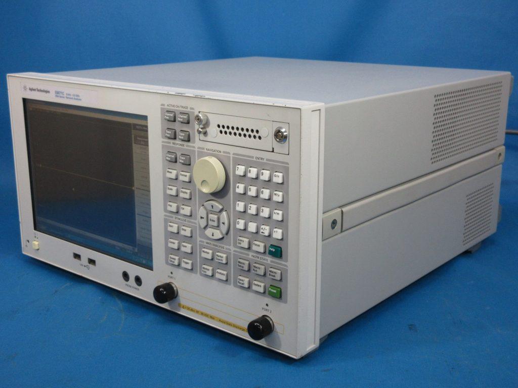 ENAベクトル・ネットワーク・アナライザ E5071C/017,1E5,240